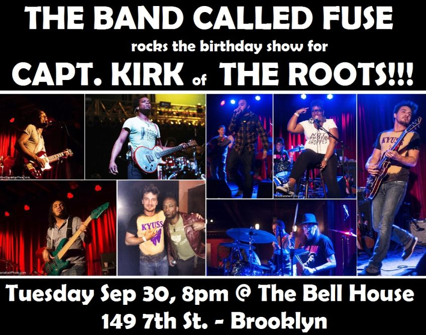 Capt Kirk Bday Show Poster2